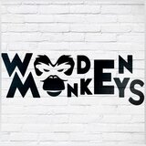 Wooden Monkeys