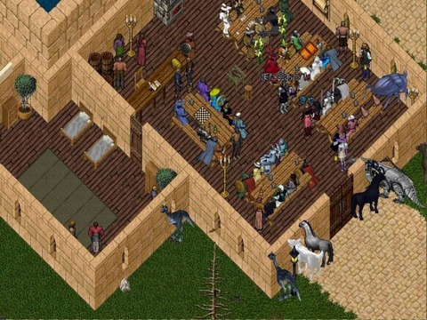 Ultima Online - Une proposition free-to-play pour Ultima Online