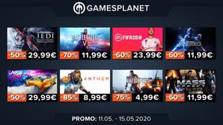 Promotions Gamesplanet : le catalogue d'Electronic Arts à prix réduits