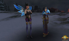 images d'undaunted - Allods screenshot newclasses female