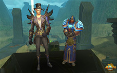 images d'undaunted - Allods screenshot newclasses male