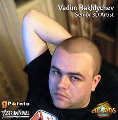Vadim Bakhlychev