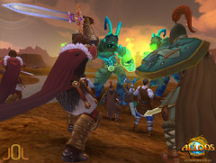 Interview JOL : Zoom sur Allods Online