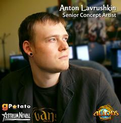Anton Lavrushkin