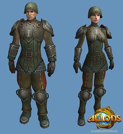 Les guerriers d'Allods : conquérant