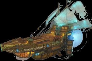 bateau astral