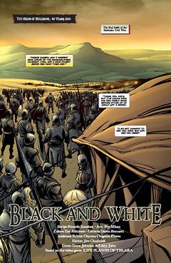 Telara Chronicles, épisode 1 - page 1