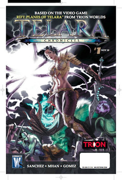 Telara Chronicles disponible en ligne