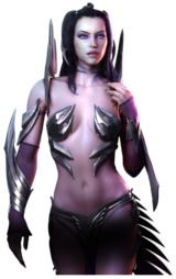 Storm Legion Crucia forme humaine