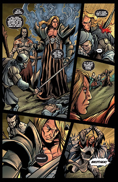 Telara Chronicles, épisode 1 - page 4