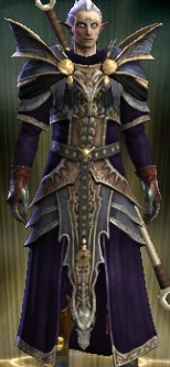 Teinture violet clair