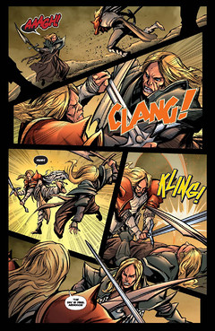 Telara Chronicles, épisode 1 - page 5