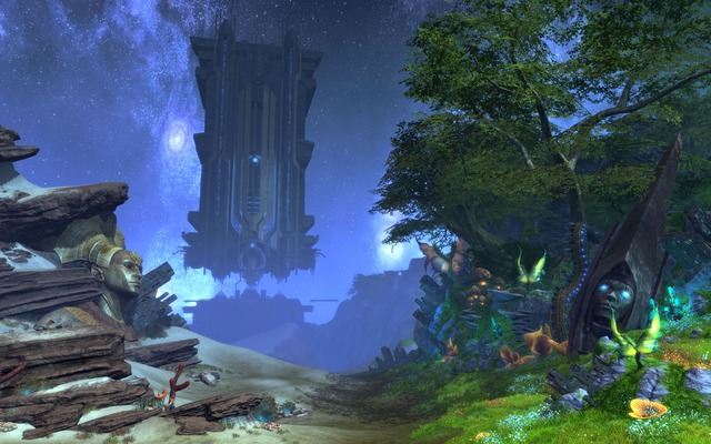 RIFT ENV StarfallProphecyZones TheAnkhTower 01