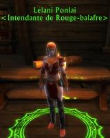 Réputation utile article - - REPUT Rouge Balafre pnj