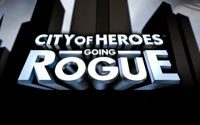 Logo de City of Heroes: Going Rogue