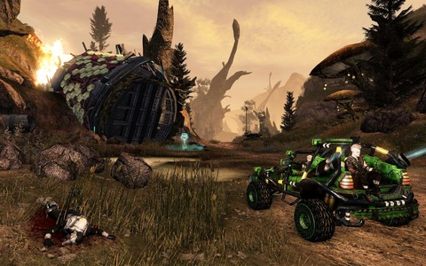 Defiance - Defiance disponible en free-to-play