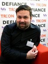 Nathan Richardsson, vice-président chargé du développement