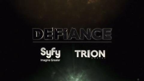 Defiance Syfy Trion