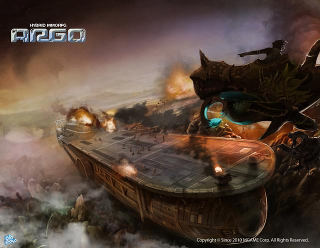Images d'Argo Online