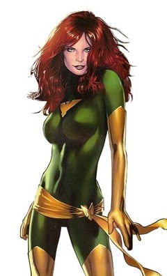 La minute du super-héros Marvel : La beauté de Jean Grey