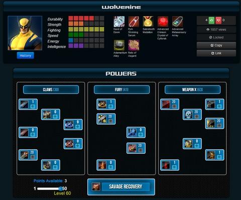 Build Wolverine