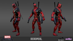 Deadpool s'illustre