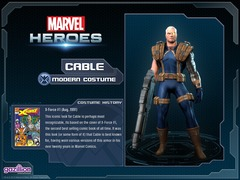 La minute du super-héros Marvel : Cable à travers le temps