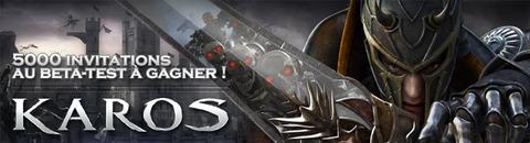 Participer au bêta-test Karos Online en gagnant votre clef sur JeuxOnLine