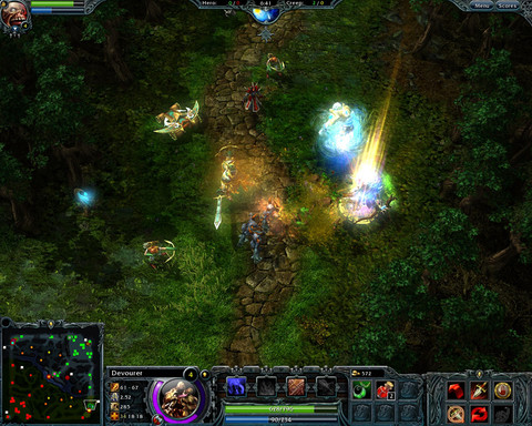 Heroes of Newerth - Un dernier patch majeur pour le MOBA Heroes of Newerth