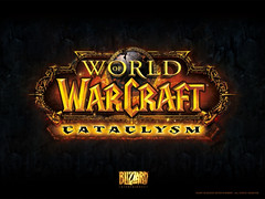 Logo de WOW: Cataclysm