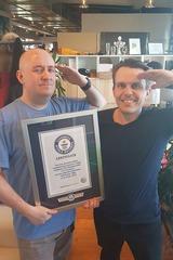 Guinness World Records - Bataille avec le nombre de joueurs impliqués