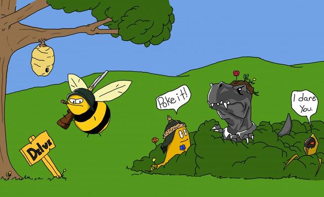 World War Bee II