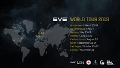 EVE Online World Tour 2019