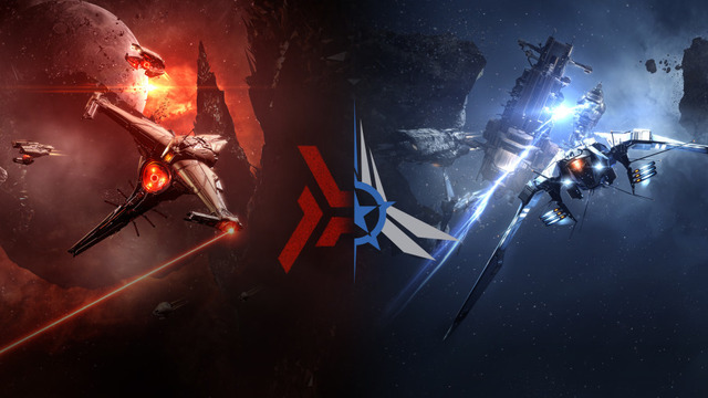 Triglavian vs EDENCOM