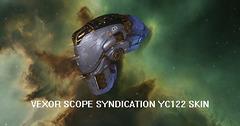 VEXOR Scope Syndication YC122 SKIN