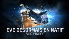EVE Online MacOS