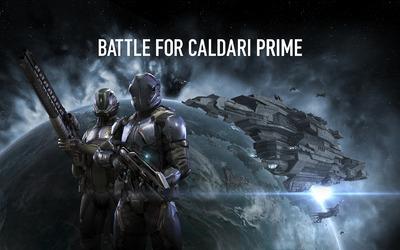 Affiche Battle for Caldari Prime