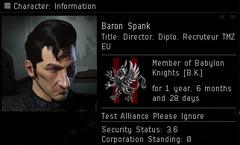 Baron Spank