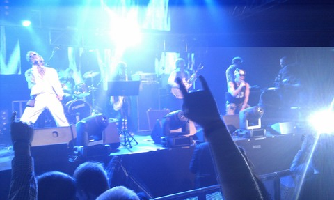 Photographie - Permaband HTFU Live - Fanfest 2011