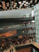 Attente à tous les étages pour la conférence CCP
