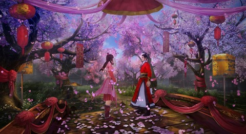 Age of Wulin - Maitriser l'art du mariage avec l'extension Ultimate Scrolls sur Age of Wushu