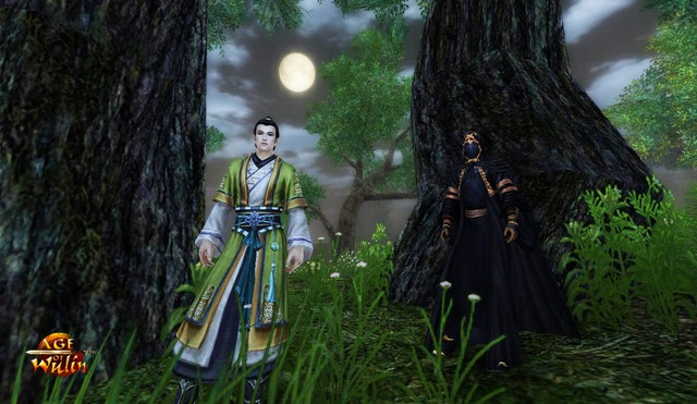 Images d'Age of Wulin