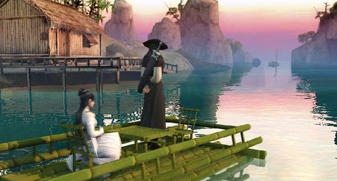 Age of Wulin - Le « Project 9 » en vidéo