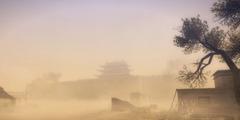 Climat : tempête de sable