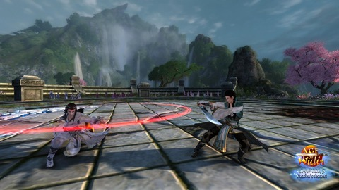 Age of Wulin - Age of Wulin donne le coup d'envoi de son tournoi « Ladder to Heavens »