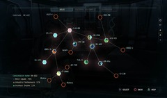 Carte des constellations