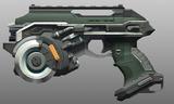 Pistolet à ions Gallente