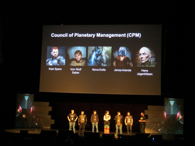 Council of Planetary Management
