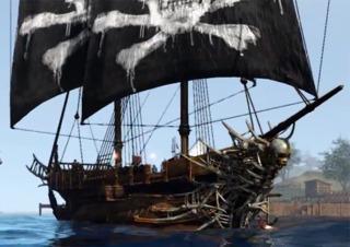 Modele bateau - AA BlackPearlShip