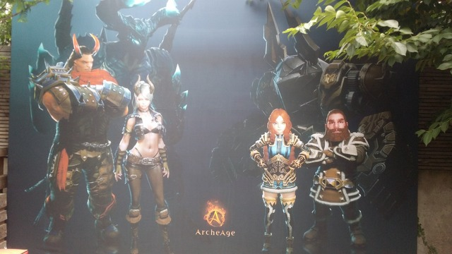ArcheAge 3.0 : Warbone et Nain